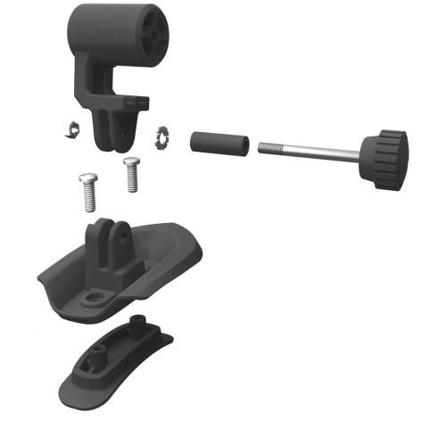 Βάση Action Camera Ked για κράνος Trailon