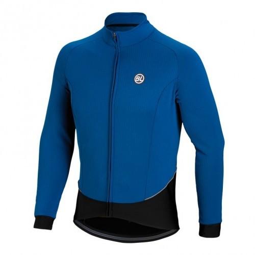 Μπλούζα με μακρύ μανίκι Bicycle Line. FIANDRE μπλέ