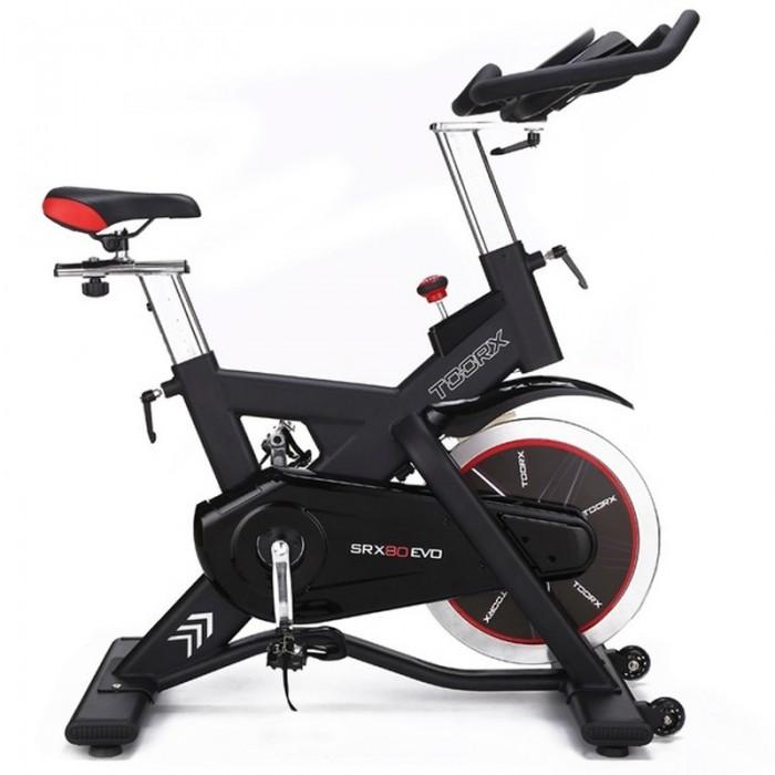 Ποδήλατο στατικό Indoor Cycling SRX 80 Evo TOORX