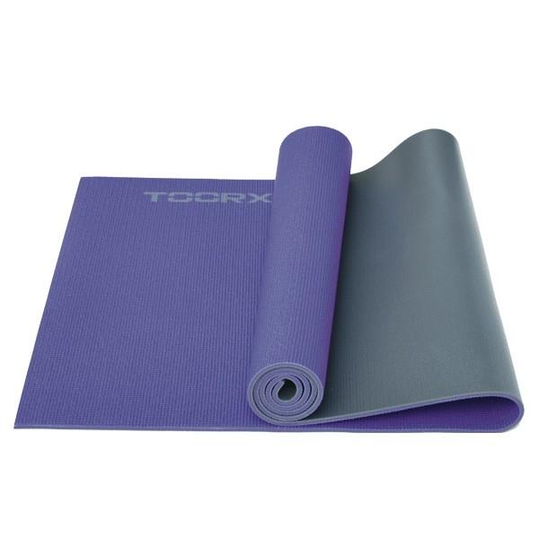 Στρώμα Yoga (MAT-177) Μωβ/γκρι-Toorx 10-432-188
