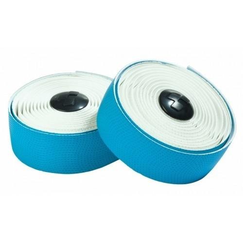 Ταινία τιμονιού δίχρωμη Cube Bar Tape White 'n' Blue - 11861