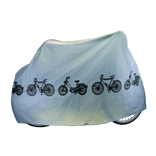 Κουκούλα ποδηλάτου με αυτοκόλλητο κλείσιμο