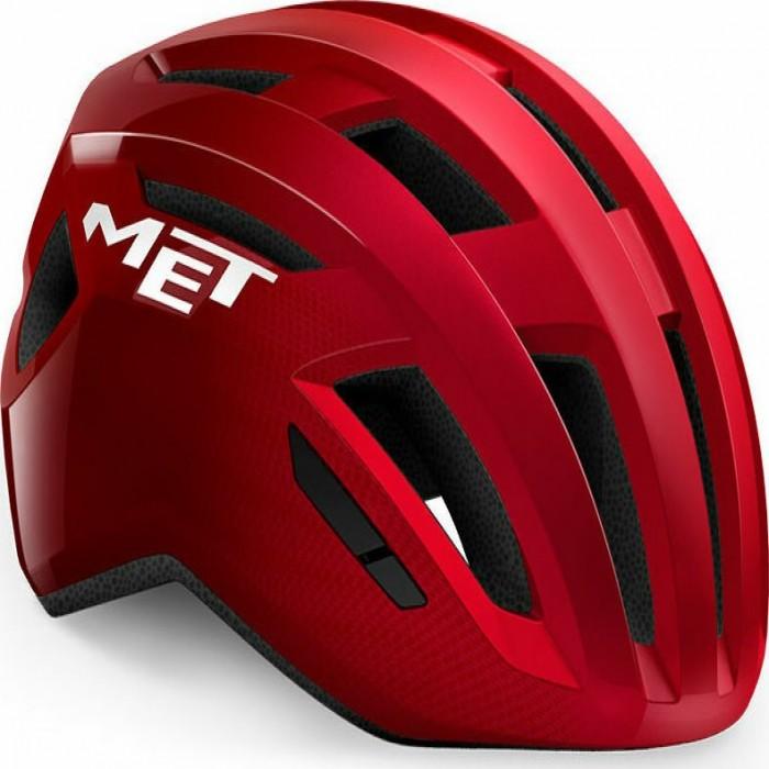 Κράνος MET Vinci MIPS Red Metallic Glossy