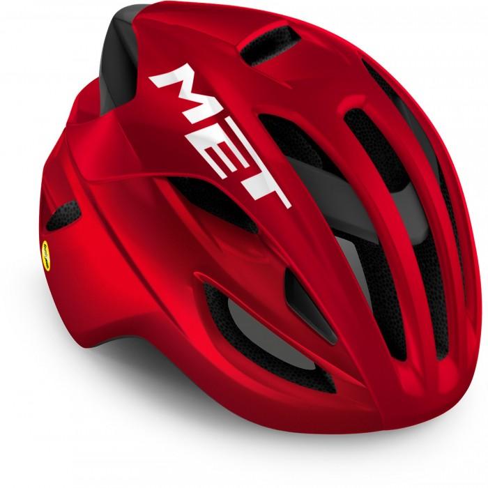 Κράνος MET Rivale MIPS Red Metallic/Glossy