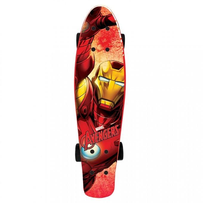 Πατίνι πλαστικό (Pennyboard) Ironman