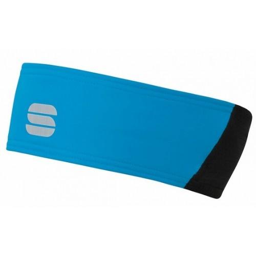 Sportful Headband AIR PROTECTION - Black/Blue