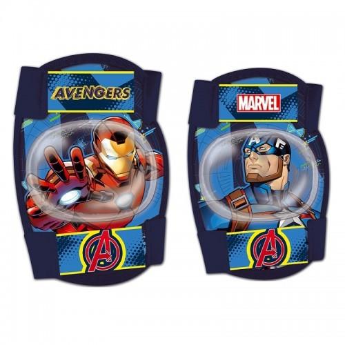 Σετ προστατευτικών αξεσουάρ για παιδια Disney Avengers (Επιαγκωνίδες - Επιγονατίδες)
