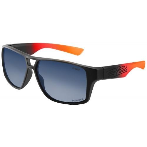 """Γυαλιά Ποδηλασίας R2 """"MASTER"""" - Μαύρο/Πορτοκαλί"""