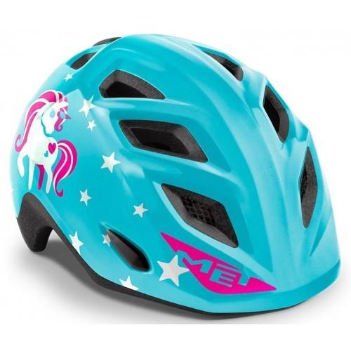 """Κράνος MET Genio Blue Unicorn Glossy UN"""""""
