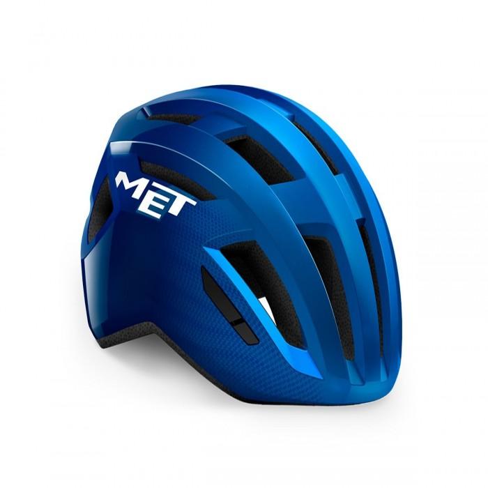 Κράνος MET Vinci MIPS Blue Metallic Glossy