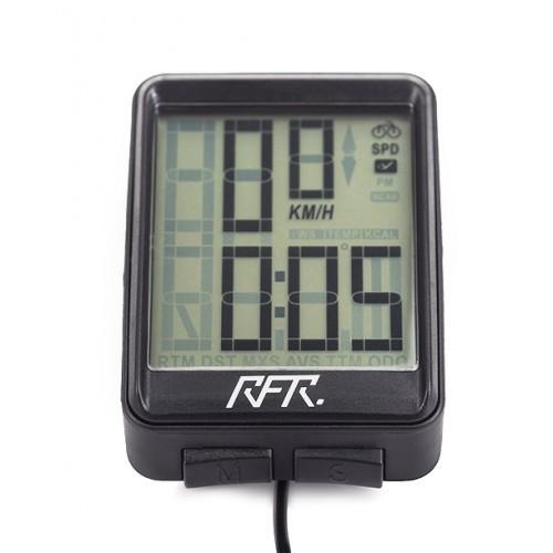 Κοντέρ ενσύρματο RFR CMPT Black - 14083