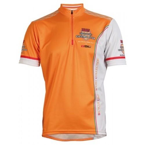 Μπλούζα Bicycle Line με κοντό μανίκι Neox Πορτοκαλί.