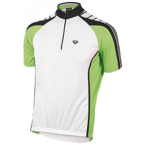Μπλούζα Bicycle Line με κοντό μανίκι Dynamica Πράσινη.