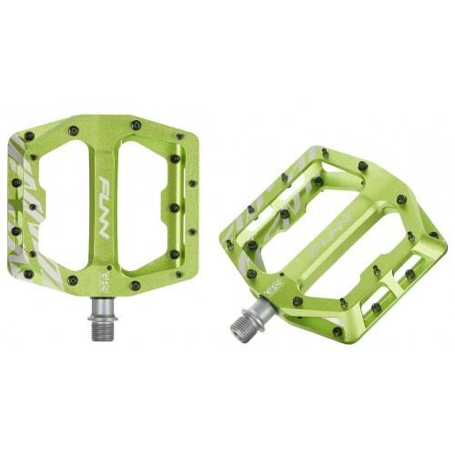 Πετάλια FUNN FUNNDAMENTAL GRS (Grease Renew System) - Anodized Green