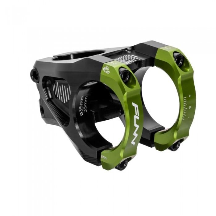 Λαιμός FUNN Stem EQUALIZER 31,8mm x +10°/-10° - Green
