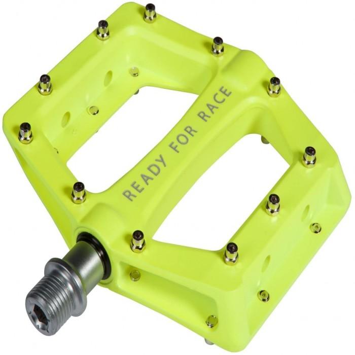 Πετάλια RFR Flat CMPT Neon Yellow - 14155