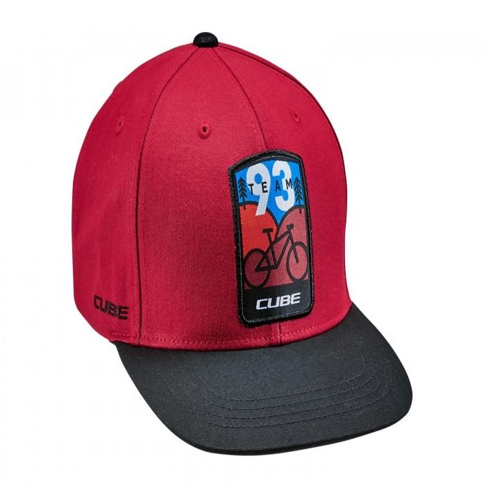 Καπέλο Cube Freeride Cap Team 93 - 11098