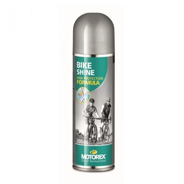 Bike Shine Γυαλιστικό σκελετού Motorex Spray 300ml